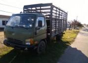 Vendo camion hyundai 30000 kms