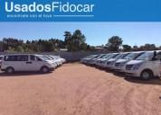 Hyundai h1 furgon y minibus 2013 0km en montevideo