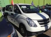 Excelente hyundai h1 furgon vidriada full 2013 97569 kms