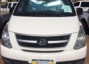 Excelente hyundai h1 furgon diesel 2013 185734 kms