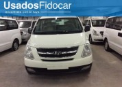 Excelente hyundai h1 full mini bus 2011 134241 kms