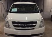 Excelente hyundai h1 extra full 2011 180221 kms