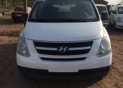 Excelente hyundai h1 diesel 2013 12 pasajeros 25348 kms