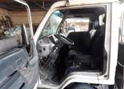 Camion hyundai caja de carga reforzada en montevideo