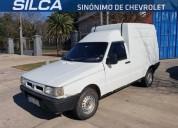 Fiat fiorino forte 2002 blanco 3 puertas 264800 kms