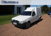 Fiat fiorino furgon 2008 excelente estado barriola 245000 kms
