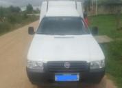 Fiat fiorino diesel 2005 180000 kms