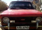 Camioneta Dodge 100 en Montevideo