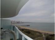 Punta del Este alquiler de apartamento 2 dormitorios 2 baños frente al mar