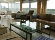 Departamento en alquiler temporario en playa brava punta del este u s 3 dormitorios