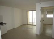 apartamento amplio de 1 dormitorio en montevideo