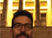 Profesor italiano hablante nativo en montevideo