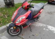 Vendo o permuto scooter