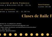 Clases de baile flamenco y sevillanas en montevide