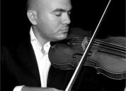 Clases particulares de violin en montevideo