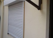Cortinas catalanas pvc