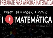 PreparaciÓn de exÁmenes de matemÁtica - secundaria