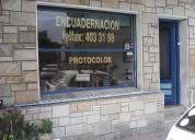 Encuadernacion de protocolos
