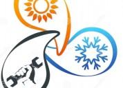 Tecnico aire acondicionad y refrigeracion