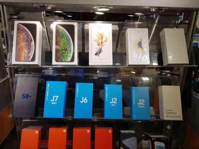 Original Desbloqueado Estado 100% iPhone Xs Max, X