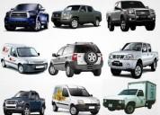 Compro autos y camionetas con deuda o aun generico