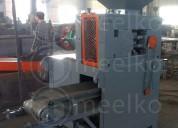 Se vende prensa para hacer carbon en briquetas 10