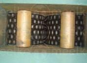 Prensa para hacer briquetas de carbon 8t meelko