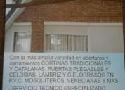 Cortina catalana pvc sin albaÑilerÍa