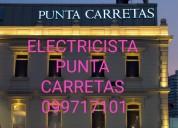 Electricista Pocitos Punta Carretas Autorizados Ute (( 095661875 )) Montevideo