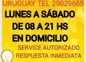 Calefones service reparaciÓn tel 29029665