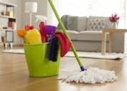 Me ofrezco para limpiezas