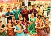 Clases de danzas de india