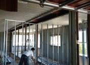 Revestimientos casas y containers (int - ext)