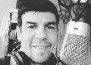 Javier silva locutor - servicios publicitarios - l