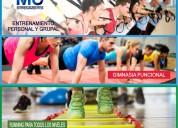 Entrenador de running - fondo y medio fondo