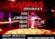 Carpas uruguay