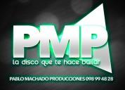 Discoteca pmp producciones