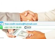 Solución a su problema financiero