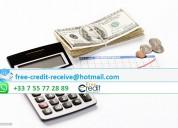Asistencia financiera rápida en 72 horas