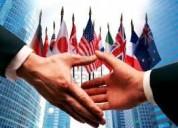 Prestamos internacionales, personales y empresaria