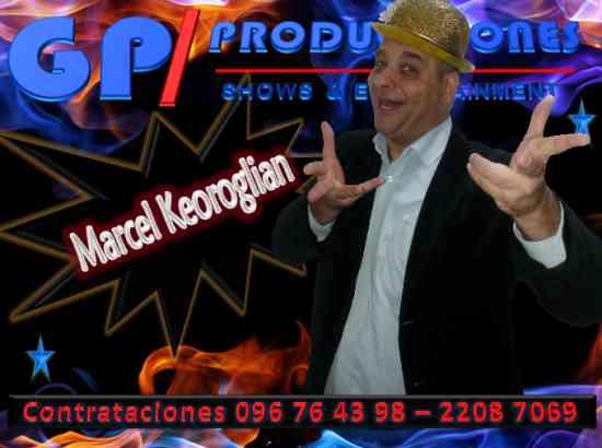 Marcel Keoroglian Contratar