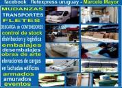 Fletexpress servicios logisticos