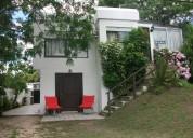 Preciosa casa p/baja frente a devoto