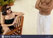 Masajes de hombre a mujer.