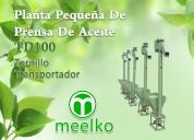 Meelko planta de producción de aceite