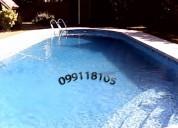 Piscinas punta del este 099118105 limpiezas mantenimientos