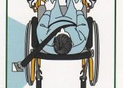 Anclajes para silla de ruedas