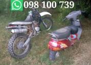 LÍquido hoy!! las dos motos por 8 mil pesos