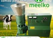 Peletizadora elÉctrica meelko mkfd360c