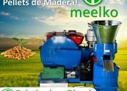Peletizadora diesel meelko mkfd230a
